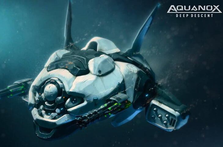 Aquanox Deep Descent дата