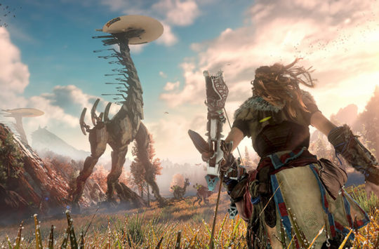 Horizon: Zero Dawn новости