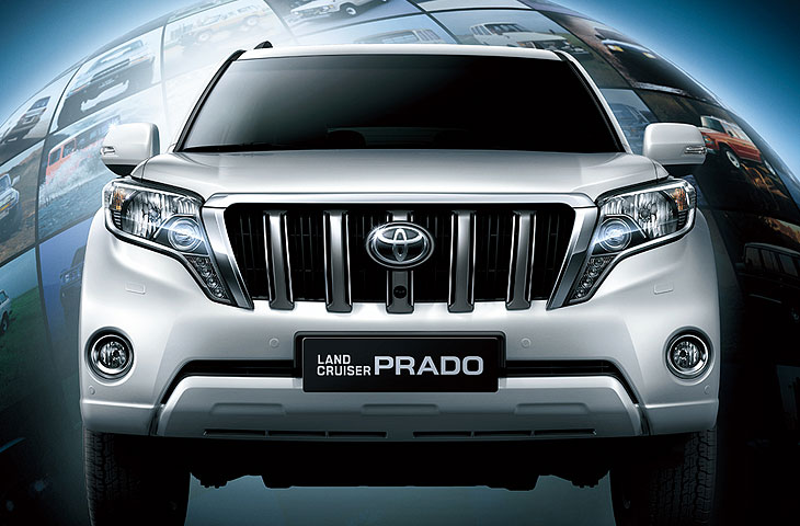 Цены Toyota Land Cruiser Prado 2017